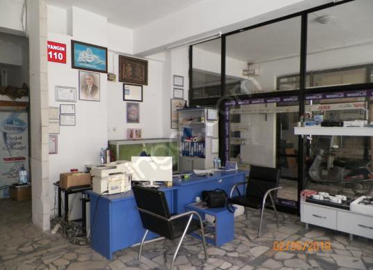 Muğla Ortaca da satılık 125 m2 dükkan - Balkon - Teras