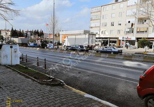 LÜLEBURGAZ İSTİKLAL MAH DEVLET HASTANESİ YANI135M2KİRALIK DÜKKAN - Sokak Cadde Görünümü