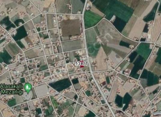 KOCAŞ YOLUNA YAKIN PARSEL - Harita