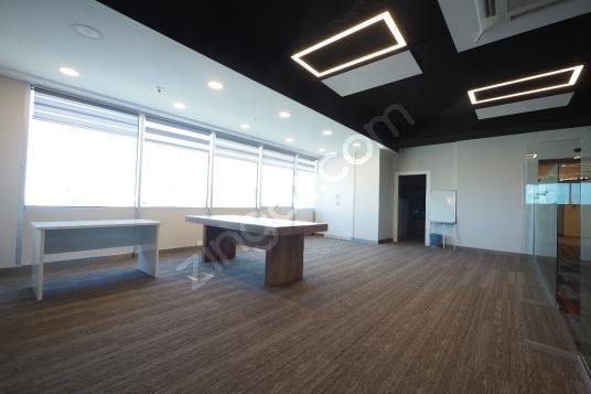 Bağcılar İstoç Burak Plaza Satılık Ofis - Balkon - Teras