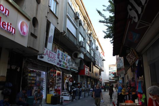 REMAX EVİYAP HAN ŞÜKÜROĞLU'NDAN ONUR İŞ MERKEZİN DE SATILIK OFİS - Sokak Cadde Görünümü