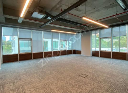 SEBA OFFICE BOULEVARD'DA 160M2 ÇİFT CEPHE KÖŞE OFİS - Salon