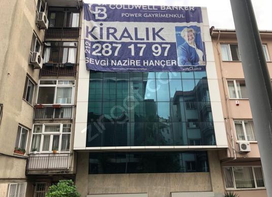 Beşiktaş ta 450m2 kiralık işhanı katı - Dış Cephe