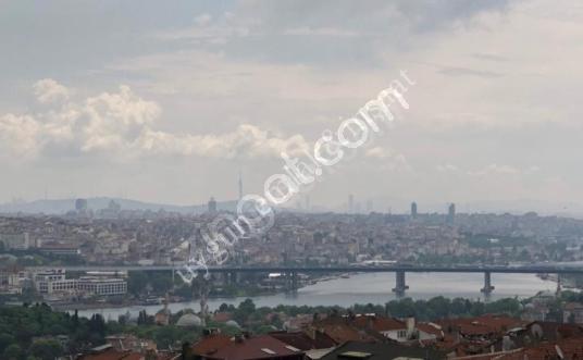 Eyüp Rami Cuma Muhteşem İstanbul Manzaralı Satılık Sıfır Dubleks - Manzara