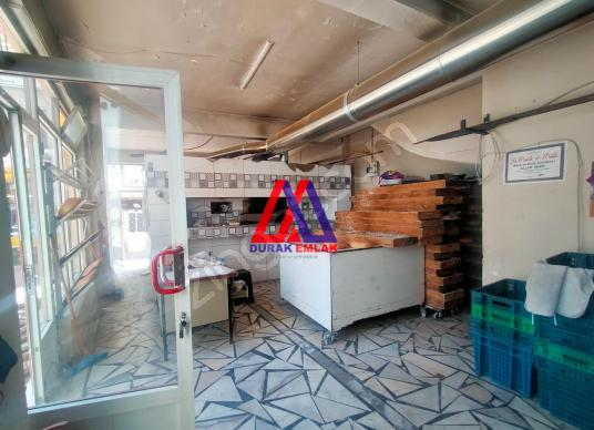 Kurtuluş Caddesinde Devren Kiralık Ekmek & Pide Fırını - Balkon - Teras