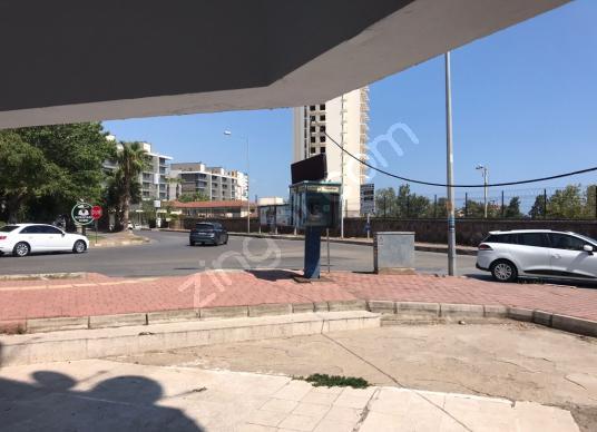 Muratpaşa Güzeloba'da Kiralık Dükkan / Mağaza - Açık Otopark