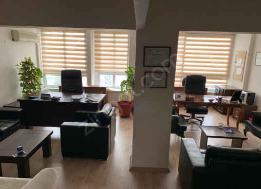 Kuntker'den, Alsancak'ta Prestijli İş Merkezi'nde Kiralık Ofis - Salon