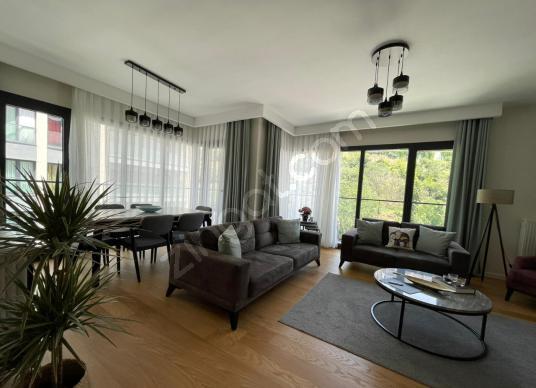 Kordon İstanbul,2+1,Satılık,135m2,Orman,Fırsat,Satılık,ForSale - Salon