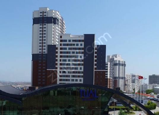Bahçeşehir  TUAL BAHÇEKENT2+1 KİRALIK شقة للايجار مناسبة للاجانب - Açık Otopark