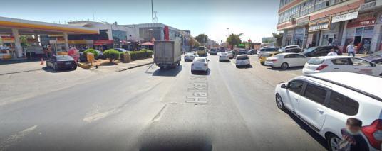 K.Çemece Sefaköy Mah Merkezi Konumda iskanlı Kiralık Komple Bina - Sokak Cadde Görünümü
