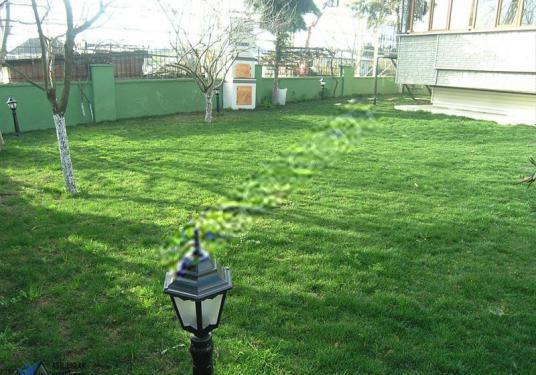 3 ayrı daire olarak kullanımlı Müstakil Kiralık Villa - Bahçe