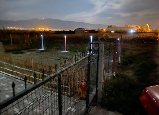 MENEMEN ÇAVUŞKÖY'DE İMARLI ARSA İÇERİSİNDE SATILIK HOBİ BAHÇESİ - Balkon - Teras