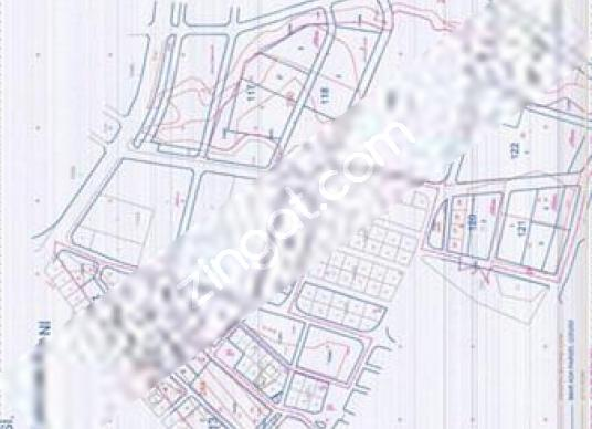 yukarizaferiye mahallesi şule sitesi karşısı keşan 538 m2 arsa - Harita