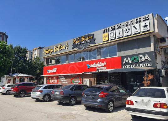 ESKİDJİ'DEN Yahya Kaptan Gros Market yanı Yapılı Kiralık Dükkan - Açık Otopark
