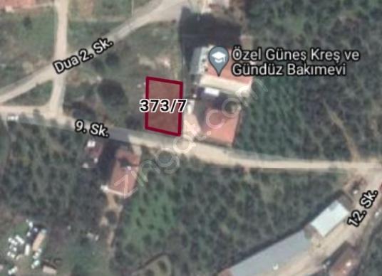 Armutlu Bayır'da Satılık Çok Amaçlı 314 m2 arsa - Harita