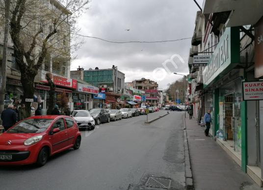 SARIYER'de KİRACILI İSKANLI SATILIK 2 DÜKKAN TEK FİYAT - Sokak Cadde Görünümü