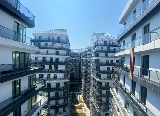 Kağıthane Hamidiye İstova İstanbul Satılık 1+1 Daire - Site İçi Görünüm