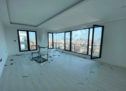 Kağıthane Hamidiye İstova İstanbul Satılık 3+1 Önü Açık Daire - Salon