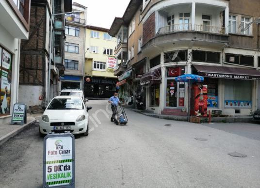 HEPKEBİRLER MAHALLESİ'NDE SATILIK DÜKKAN - Sokak Cadde Görünümü