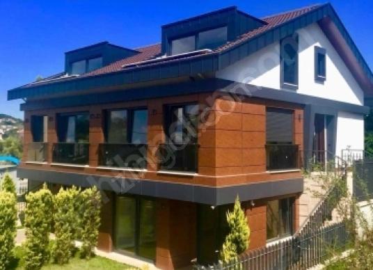 Zekeriyaköy yatırımlık havalimanına ve otoyola yakın villa - Dış Cephe