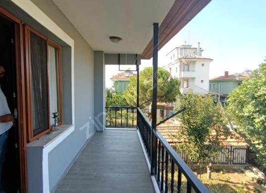 SATILIK villa - Balkon - Teras
