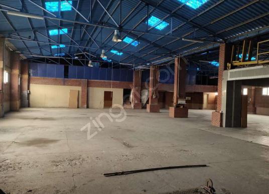 Pendik Velibaba Sanayi Kiralık 1600 m2 İmalathane - Kapalı Otopark