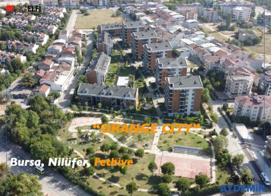 2136- ELFİ DEN NİLÜFER FETHİYE ORANGE CITY'DE SATILIK 3+1 DAİRE - Manzara