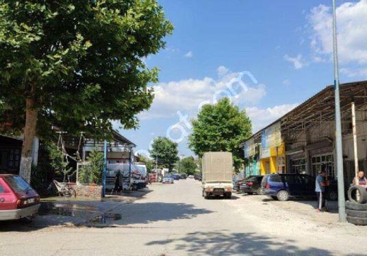 Sanayide 80 M2 + 80 M2 Asma Katlı Satılık İşyeri - Dükkan - Sokak Cadde Görünümü