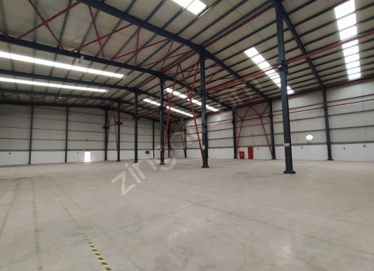 Eskidji'den Başiskele Kullar'da 1800 m2 Kiralık Depo - Kapalı Otopark