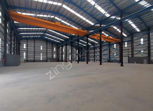 Gebze'ye 15 Dakika Mesafede 9500 m2+1000 Kwa+Kdv'li Kiralık Fab - Kapalı Otopark