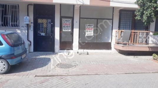Selçuk Atatürk'te Kiralık Dükkan / Mağaza - Sokak Cadde Görünümü