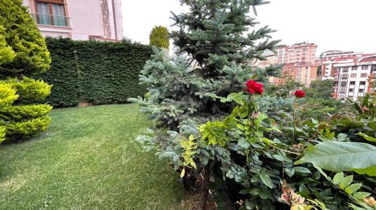 NEWCİTY 1.ETAPTA HAVUZ CEPHE KİRALIK BAHÇEKATI - Bahçe