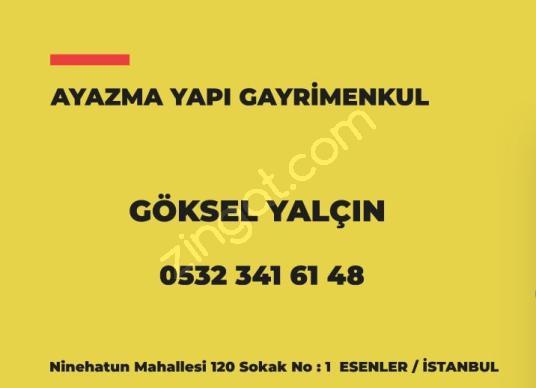 KASIM AYINDA BOŞALICAK 320 M2 AYKOSAN SANAYİ SİTESİ - Logo
