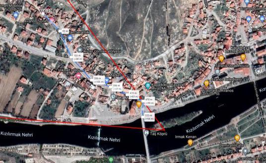 REMAX KATILIM / AVANOS ALAADDİN'DE 198.3m2 TESCİLLİ TAŞ KONAK - Harita