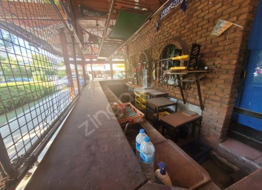 Marmaris İçmeler'de Kiralık Cafe / Restoran / Bar - Çocuk Oyun Alanı