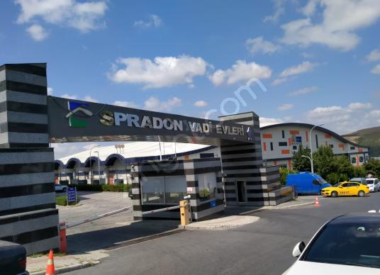 SPARADON VADİ EVLERİ 1+1 9.KAT 1.SINIF EŞYALI 57 M2 3.000.-TL - Kapalı Otopark