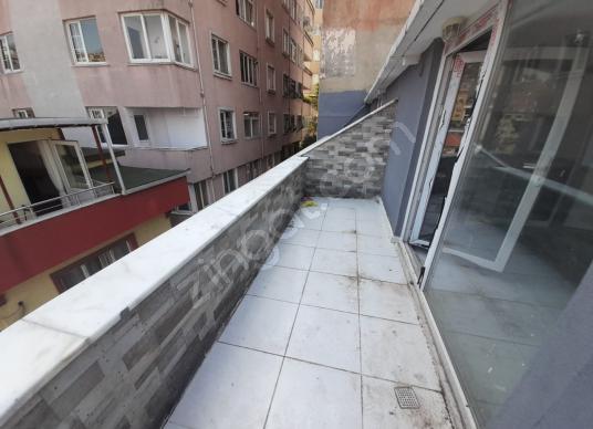 ŞİŞLI MECIDIYEKOYDE TERASLI FULL EŞYALI 1+1 DAIRE - Sokak Cadde Görünümü