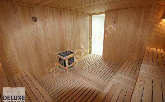 DELUXE GAYRİMENKUL'DEN VADİLAND TOWERS'DA SATILIK 2+1 DAİRE - Sauna