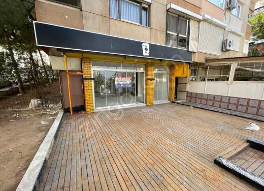 Balçova Sakarya Caddesi Satılık Yatırımlık 100m² İşyeri Dükkan - Çocuk Oyun Alanı