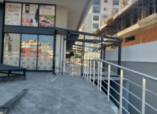 NARLIDERE NARLI MAH. DE SATILIK 1+1 DENİZ MANZARALI LÜKS  DAİRE - Balkon - Teras