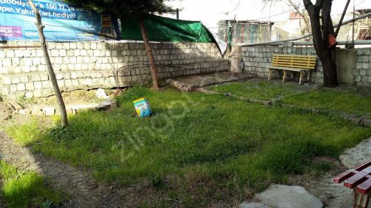 ÜMRANİYE ELMALIKENT MAH SATILIK BAHÇELİ MÜSTAKİL - Bahçe