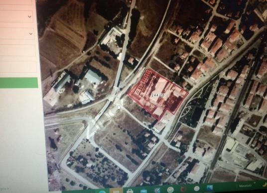 HASANOĞLAN'DA, 15.500 m2, EMSAL=2 OLAN, HMAX=24.5 M, ÖZEL PARSEL - Harita