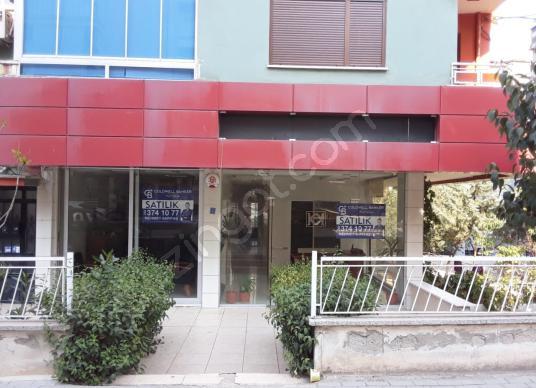 Çamlık'ta Ulus Caddesine Yakın Bölgede Satılık Dükkan - Dış Cephe