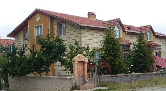 Kırşehir Merkez Kuşdilli'de Kiralık Villa - Dış Cephe