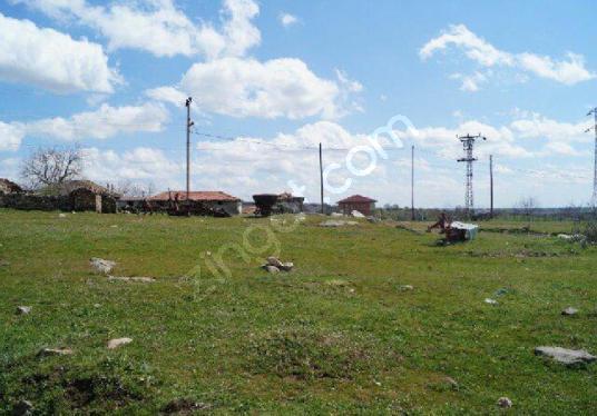 Kırklareli Merkez Yündalan köyünde satılık imarlı arsa 1600 m2 - Arsa
