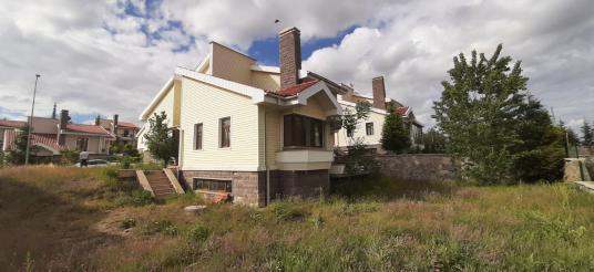 Güvenlikli Sitede Satılık Villa Turyap tan - Dış Cephe