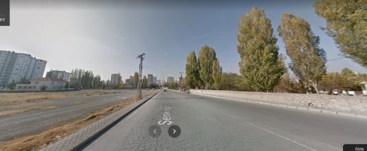 YILDIRIM BEYAZITTA 350 M2 SATILIK YEŞİL ALAN V 11427 - Sokak Cadde Görünümü