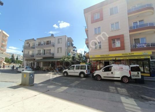 BARBOROS İLKOKULU ARKASINDA ANA CADDE ÜZERİNDE 3 CEPHELİ DAİRE - Sokak Cadde Görünümü