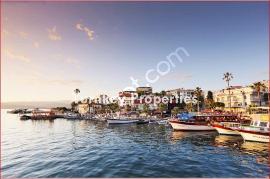 Güllük'de Deniz Manzaralı 2+1 Kiralık Daire - Manzara