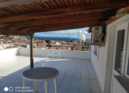 İZMİR ÖZDERE'DE BİR DAİRE FİYATINA İKİ ADET ACİL SATILIK DAİRE - Balkon - Teras